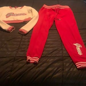 Guess tracksuit